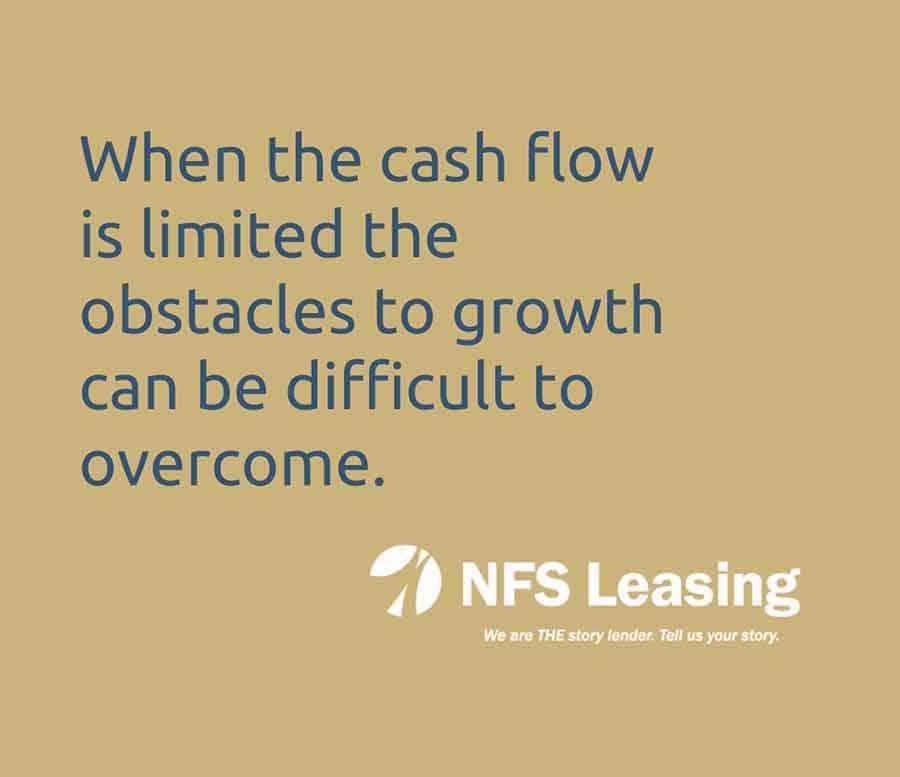 NEWS cash flow